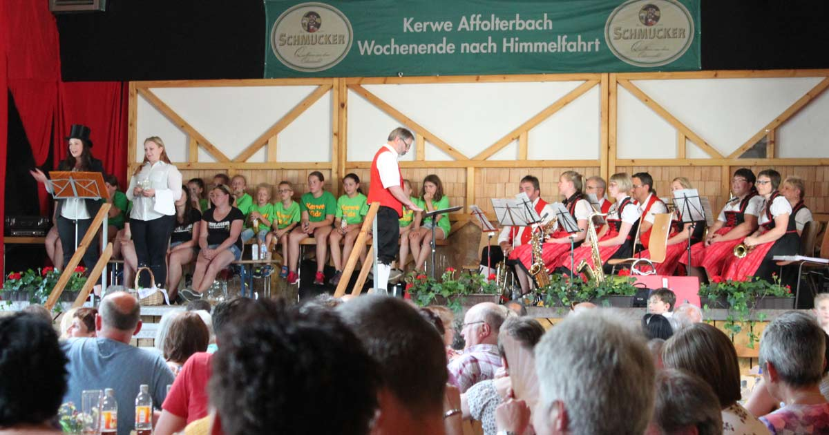 Kerwe in Affolterbach 2017