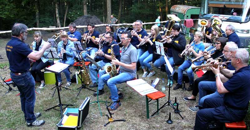 Die aktiven Musiker