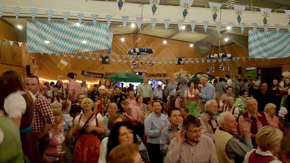 Oktoberfest Affolterbach 2017