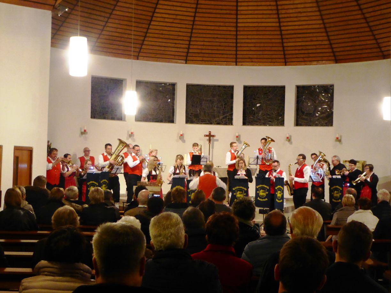 50-jähriges Jubiläum Dreifaltigkeitskirche Kocherbach
