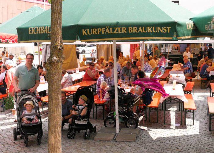 Viernheimer Stadtfest