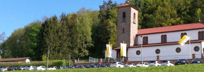 Maria-Hilf-Kirche in Aschbach