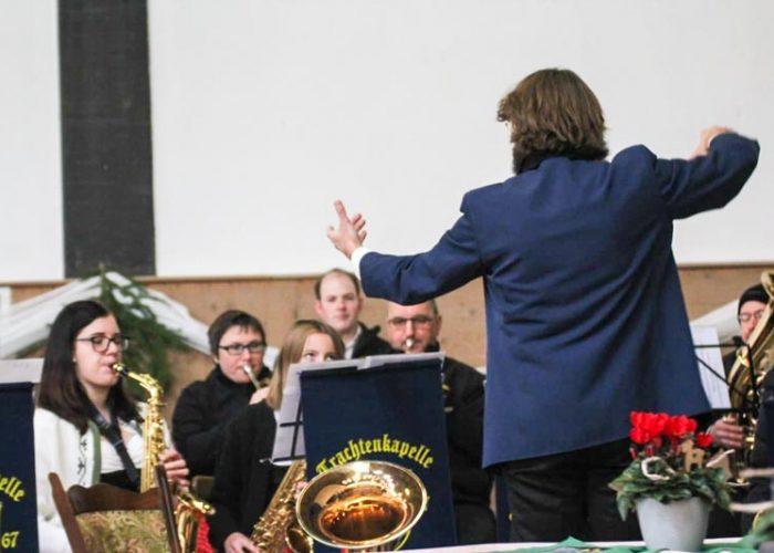 Unser neuer Dirigent Sebastian Schertel